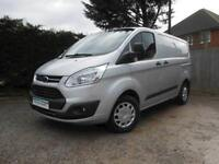 Ford Transit Custom 290 L1 H1 Trend Air 2.0 130ps Euro 6 with heated seats