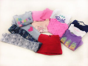 Lot of Girls clothes - good condition