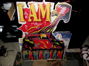 I'm Canadain beer sign