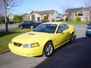 mustang 2001 a vendre