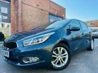 2015 Kia Ceed 1.6 CRDi 2 Auto 5dr Hatchback Diesel Automatic