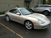 1999 Porsche 911 C4 Coupe (2 door)