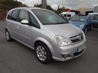 Vauxhall/Opel Meriva 1.6i 16v ( a/c ) Easytronic 2006MY Design Automatic