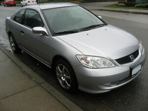 2004 Honda Civic Excelent Condition
