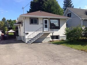 Renovated 3 bedroom plus in law suite in the hospital area!