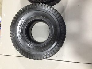 Carlisle Turf Saver Lawn and Tractor Tires 15x6.00-6 NHS Cambridge Kitchener Area image 2