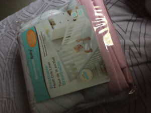 Breathable Baby Bumper NEW