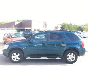 Pontiac Torrent 4dr FWD 2006