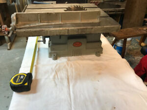 vintage mini table saw 1940's - Port Perry