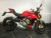 Ducati Streetfighter V4S 2021 BIKE IN STOCK READY TO GO