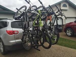 Vehicle mount vertical bike rack,multi-discipline,starts at $700 Revelstoke British Columbia image 6