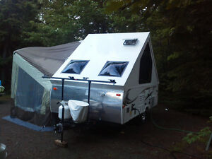 Best deal in town on a A frame camper