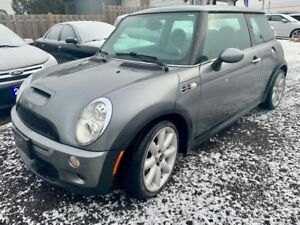 2006 MINI Cooper Hardtop 2dr Cpe S, local trade, no rust, except