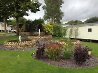Cheap static caravan for sale 5 star park in Stanhope weardale County Durham