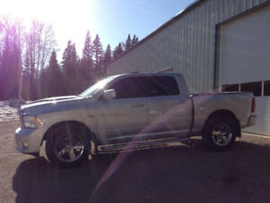 2011 Dodge Power Ram 1500 Sport Pickup Truck
