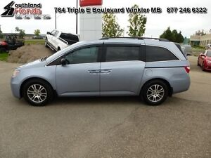 2011 Honda Odyssey EX   - $244.75 B/W