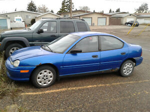 1998 Dodge Neon Sedan