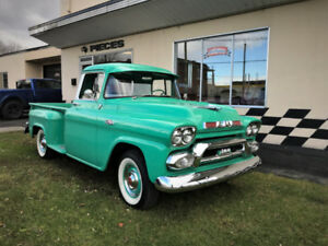 1958 GMC pick up