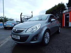 2011 Vauxhall Corsa 1.2 Excite 3dr [AC] Service history,2 keys,12 months mot,...