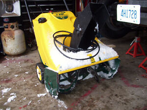 Great snowblower at a great price