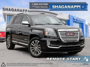 2016 GMC Terrain Denali  - Navigation -  Sunroof