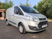 2015 15 FORD TRANSIT CUSTOM TREND 2.2TDCI 125BHP 270 L1 H1 ANY UK DELIVERY