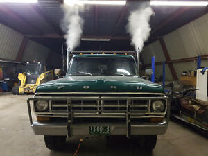 1971 Ford F-350 Welder special