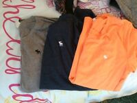Men's Abercrombie and fitch tshirts
