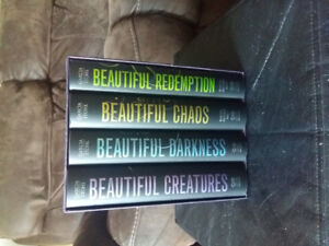 Beautiful creatures collection