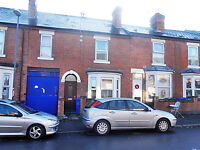 **Spacious 2 Bedroom House, St James Road, Normanton Derby**