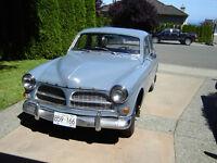Very nice rust free 1962 Volvo 122s ( Amazon )