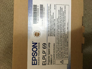 Brand New Epson Projector Lamp ELPLP69