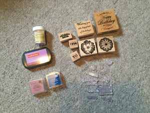 card making and craft supplies
