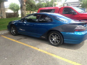 1998 Pontiac Grand Prix GTP supercharged Coupe (2 door)