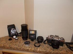 Minolta 35 mm & accessoires