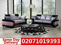 Dimo Crushed Velvet 3+2 Sofa--Order Now!