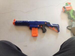 Nerf guns. (Diff prices) Kingston Kingston Area image 3