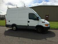 IVECO FORD DAILY 2000 35S11 SWB