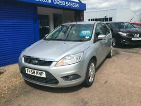 2009 Ford Focus 1.8 Style 5dr HATCHBACK Petrol Manual