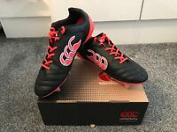 Boys Canterbury Rugby Boots Size 5.5