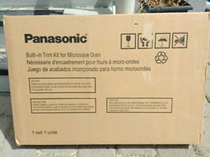 "24"" Trim Kit - Panasonic Microwave - New in box"