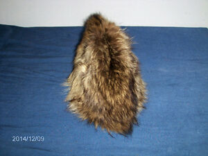 VINTAGE MEN'S FUR HAT-CAP-MILITARY?-1960/70S-COLLECTIBLE!