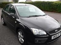 Ford Focus 1.6TDCi ( IV ) 2005 Sport / Service history