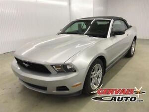 Ford Mustang V6 Convertible MAGS *Bas Kilométrage* 2010