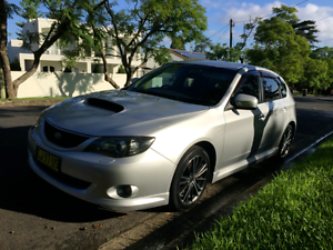 Subaru WRX A1 Condition, 145KM, 5 Months Registration. Oatlands Parramatta Area Preview