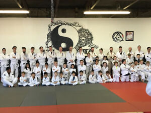 Try Gracie Jiu Jitsu - First class on us!