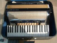 Hohner Trutone Accordion with Kent Pic-Up