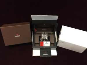 TUDOR ROLEX BLACK BAY HERITAGE REF.79230N BOX PAPERS NEW