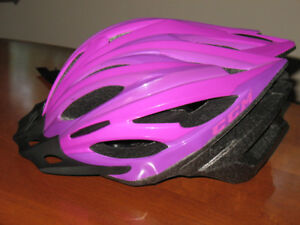 LADY'S CCM BIKE HELMET