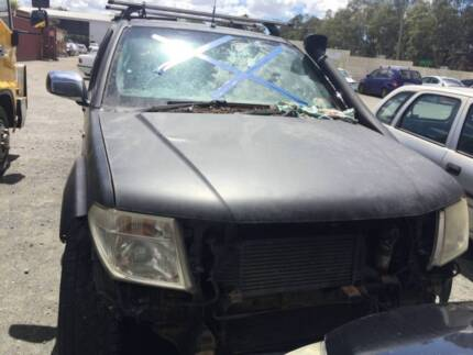 wrecking 2008 Nissan Navara for parts Rocklea Brisbane South West Preview